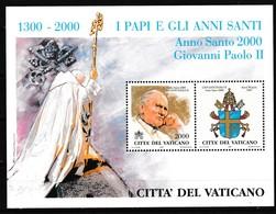 Vatikaan 2000 Blok Nr 22 **, Zeer Mooi Lot K923 - Blocs & Feuillets