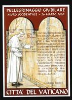 Vatikaan 2000 Blok Nr 23 **, Zeer Mooi Lot K924 - Blocs & Feuillets