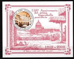 Vatikaan 2002 Blok Nr 24 **, Zeer Mooi Lot K925 - Blocs & Feuillets