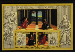 Vatikaan 2005 Blok Nr 28 **, Zeer Mooi Lot K930 - Timbres