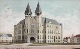 Pennsylvania Warren Central High School 1907 - Other