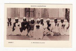 INDE   Missions Salésiennes    Musulmans En Prière - Inde