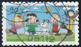 Allemagne 2018 Yv. N°3152A - Peanuts - Oblitéré - [7] Federal Republic