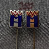 Badge Pin ZN006477 - Matica Hrvatska (Parent Body Of The Croatia) - Associations