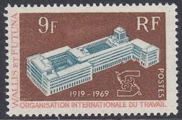 Wallis And Futuna 1969 - 50th Anniversary Of International Labour Organization - Mi 226 ** MNH - ILO