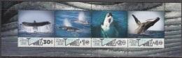 Niue 2016 Bloc Feuillet Baleines Neuf ** - Niue