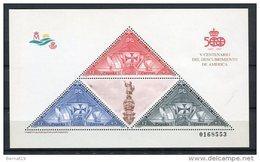 Colon. España 1992. Edifil 3163 Block ** MNH. - Christopher Columbus
