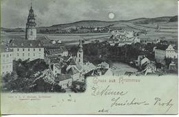 GRUSS AUS KRUMMAU (Krumau ) - Tschechische Republik