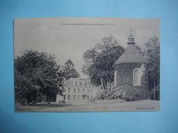 Château De BOUTONVILLIERS  -  28  -  Par Dangeau   -  Eure Et Loir - Otros Municipios