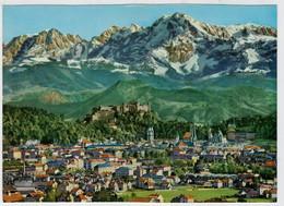 SALZBURG   ,  DIE  ALPENSTADT  MIT  HOHEM GOLL                   (NUOVA) - Salzburg Stadt
