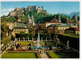 SALZBURG   MIRABELLGARTEN  DAS  KLEINOD DER  FESTSPIEL-STADT  SALZBURG                     (NUOVA) - Salzburg Stadt