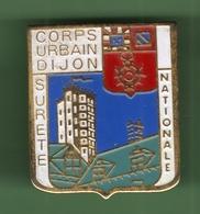 DIJON *** CORPS URBAIN - SURETE NATIONALE *** 0097 - Police