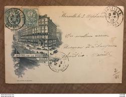 HÔTEL DE LA POSTE MARSEILLE - Marseilles