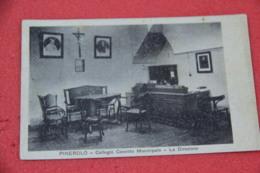 Torino Pinerolo La Direzione Del Convitto 1945 - Altre Città