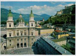 DOM  ZU  SALZBURG  ERBAUT  1628  VON  SOLARI UNTER  ERZBISCHOF  PARIS  LODRON                        (NUOVA) - Salzburg Stadt