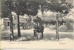 ZOPPOT  (SOPOT) Am Wetterhäuschen  édition De 1904 - Pologne