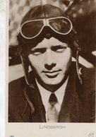Charles Lindbergh  -  Aviateur Americaine  -  CPA - Aviatori