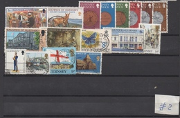Lotto Stamp Used - Guernsey