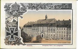 GLEIWITZ  Königliches Amts - Und Langericht   In Grosser ZEIT - Pologne