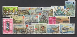Lotto Stamp Used - Man (Ile De)