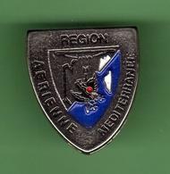 REGION AERIENNE MEDITERRANEE *** A016 - Army