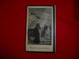 Santino Luttino Trigesimo 1933 Sua Eccellenza Rev.ma Mons. Augusto Curi Bari Puglia - Images Religieuses