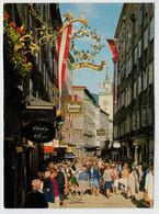 SALZBURG    GETRIDEGASSE  ZUR  FESTSPIELZEIT                        (NUOVA) - Salzburg Stadt