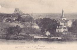 CPA 41 @ MONTRICHARD En 1904 - Vue Prise De La Route D'Amboise - Montrichard
