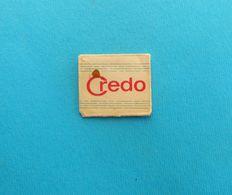 CREDO - Vintage Razor Blade * Blades Lame De Rasoir Hoja De Afeitar Rasierklinge Lametta Lames - Autres Collections