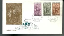 REF 49 - FDC ALA - NATALE - 24.11.1966 - FDC