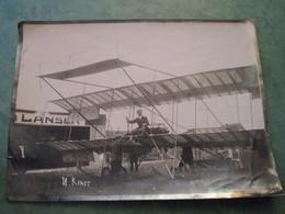 Aérodrome De STOCKEL - L'Aviateur Nicolas KINET - Belgium