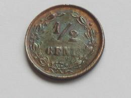 1/2 Cents 1894 - Koning Rijk Der Nederlanden - HOLLANDE  ***** EN ACHAT IMMEDIAT **** - [ 3] 1815-… : Royaume Des Pays-Bas