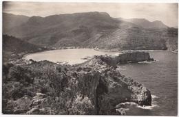 MALLORCA, Spain, Soller. Vista General De La Bahia, Used Real Photo Postcard [22379] - Mallorca