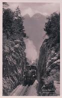 Brünig-Bahn, Le Harderbahn, Chemin De Fer Et Train à Vapeur (34120) - BE Berne