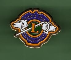 LIONS CLUB *** CHIENS GUIDES D'AVEUGLES *** 0097 - Associations