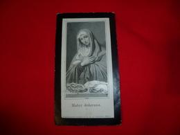 Santino Luttino Antico Mater Dolorosa 5422 - Images Religieuses