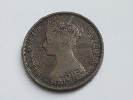 Hong-Kong 1 Cent 1881 - Victoria Queen   **** EN ACHAT IMMEDIAT ***** - Hong Kong