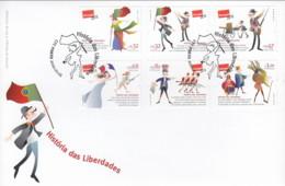 FDC456 - História Das Liberdades - 2010.10.02 - FDC