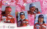 CROATIA SKIING TEAM - Croatia Olympic Committee - Janica Kostelic ( Croatie ) Ski Alpin Esqui Schilauf Skilauf Sci - Sport