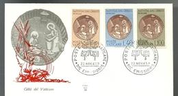REF 49 - FDC ALA - NATALE - 22.11.1963 - FDC