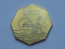 Médaille Chambre De Commerce Et D'industrie De Bordeaux 1978   **** EN ACHAT IMMEDIAT  **** - Professionals / Firms