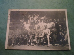 Tournoi à La Foire De RABAT En Avril 1928 - Escrime