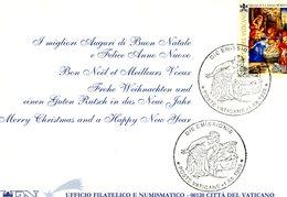 °°° Biglietto Auguri °°° - Lettres & Documents