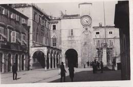 Carte Postale : Raguse Dubrovnik  (Croatie)  L'ancienne Tour De L'horloge    Rare - Croatie