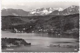 Worthersee, Austria, Used Real Photo Postcard [22385] - Austria
