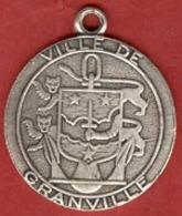 ** MEDAILLE  VILLE  De  GRANVILLE ** - France