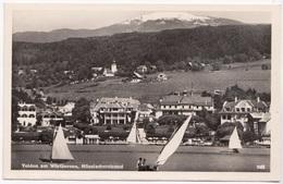 Velden Am Worthersee, Mosslacherstrand, Austria, 1954 Used Real Photo Postcard [22388] - Velden