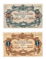 Commune De Stembert 50 Cent. + 1 Franc - [ 2] 1831-... : Royaume De Belgique