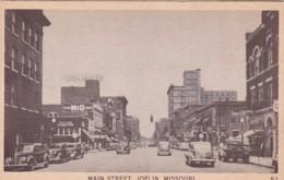 Missouri Joplin Old Cars On Main Street - United States