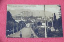 Torino Rivoli Torinese Veduta Animata 1909 Ed. Croazzo - Autres Villes